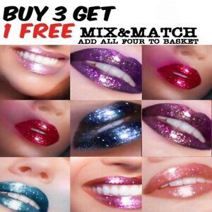 HANDAIYAN Glitter Flip Liquid Lipstick Candy Shiny Lip Gloss Pencil liner makeup