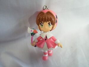 Clamp-Card-Captor-Sakura-Prize-Key-Chain-Sakura-Kinomoto
