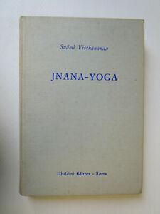 JNANA - YOGA  - Vivekânanda Swami - Ubaldini Editore 1963