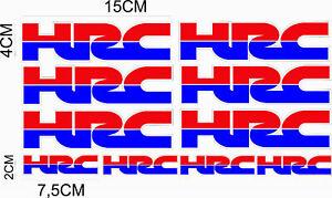 Fe-kit-10-adesivi-HRC-moto-casco-stickers-Decals-pegatina-939