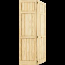 Closet Bi Fold Door 32 In X 80 In 32 In 6 Panel