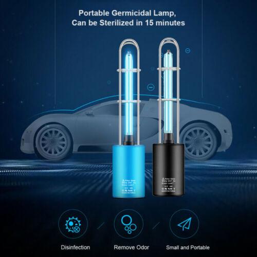 Ultraviolet Disinfection Sterilization Kills Bacteria Light UV Germicidal Lamp