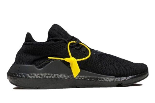 adidas Y3 Saikou Triple Black Trainers