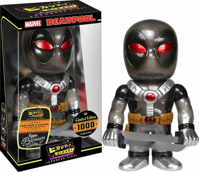 Deadpool X-Force Hikari Japanese Vinyl Figure
