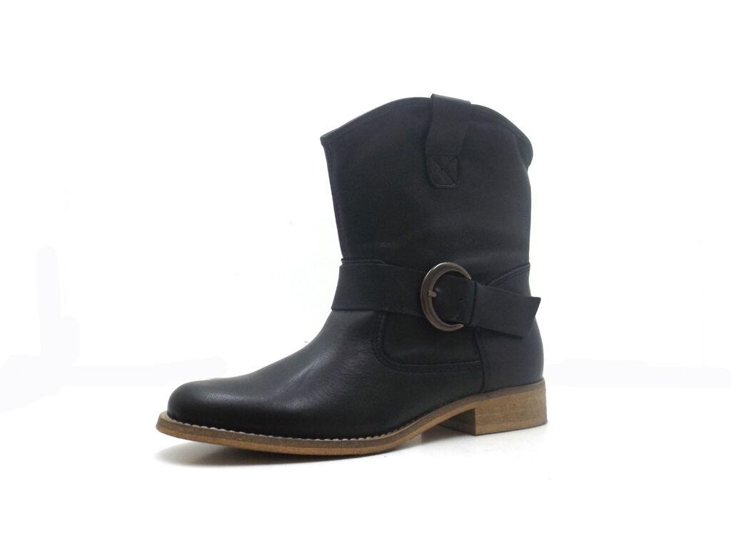 Sapatoo - Stiefelette - 3306  Schwarz Schwarz  b9de2c