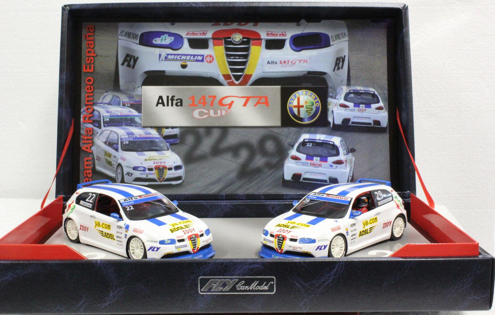 Alfa 147 gta - cup fliegt team 08 w   2 alfa ist neuer 1   32 - autos im anzeigebereich