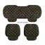 thumbnail 12 - Universal Front Rear Car Seat Cushion Auto Fashion Chair Mat Decorate Warmer Pad