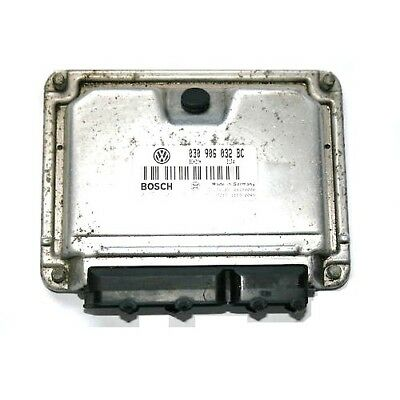 VW Polo 1.0 AUC Engine Control Unit ECU 030906032CE 030 906 032 CE