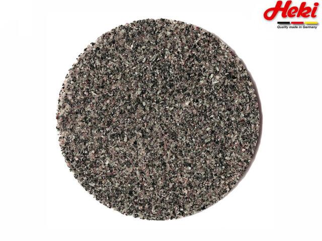 Heki 3170 Natur Gleisschotter Granit 500g ++ NEU in OVP