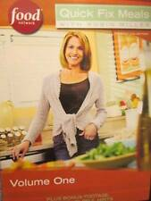 Quick Fix Meals With Robin Miller DVD Box Set Vol 1-NEW SEALED-3 DVDs