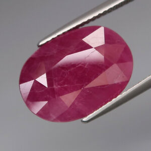 13-62Ct-UNHEATED-Best-Color-BIG-Top-Red-Pink-Ruby-Mozambique-Lichinga