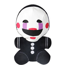 "New 6"" FNAF Five Nights at Freddy's Nightmare Puppet Marionette Clown Plush Doll"