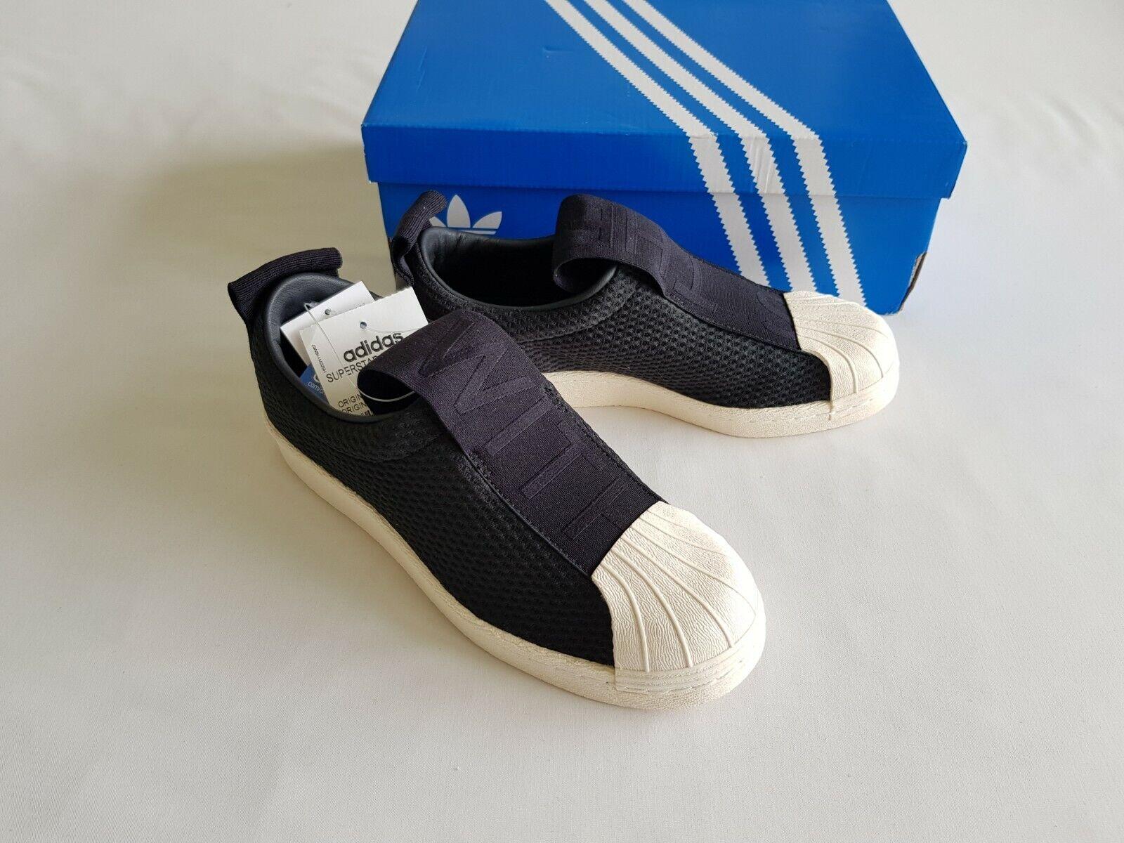 adidas Superstar Bw35 Slip on Grey