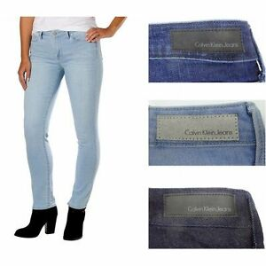 Women-039-s-Calvin-Klein-Ultimate-Skinny-Slim-Fit-Jeans-Choose-Size-amp-Color