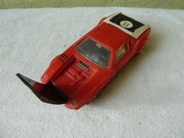 Voiture Norev PANTERA GT4 DE TOMASO N°195 1 1 1 43 sans boite 1973 3dff2d