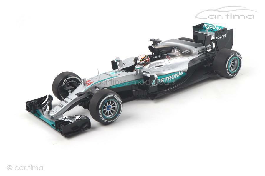 più ordine Mercedes-AMG f1 f1 f1 w07 Hybrid  44 - stagione 2016-Lewis Hamilton-MINICHAMPS - 1 1  outlet
