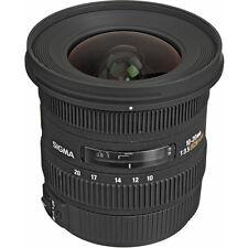 Sigma EX DC HSM Aspherical IF 10-20mm F/3.5 HSM DC EX Lens For Nikon