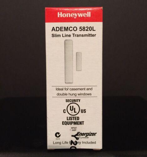 40 Honeywell 5820L Slim Line Wireless Transmitter Sensor.