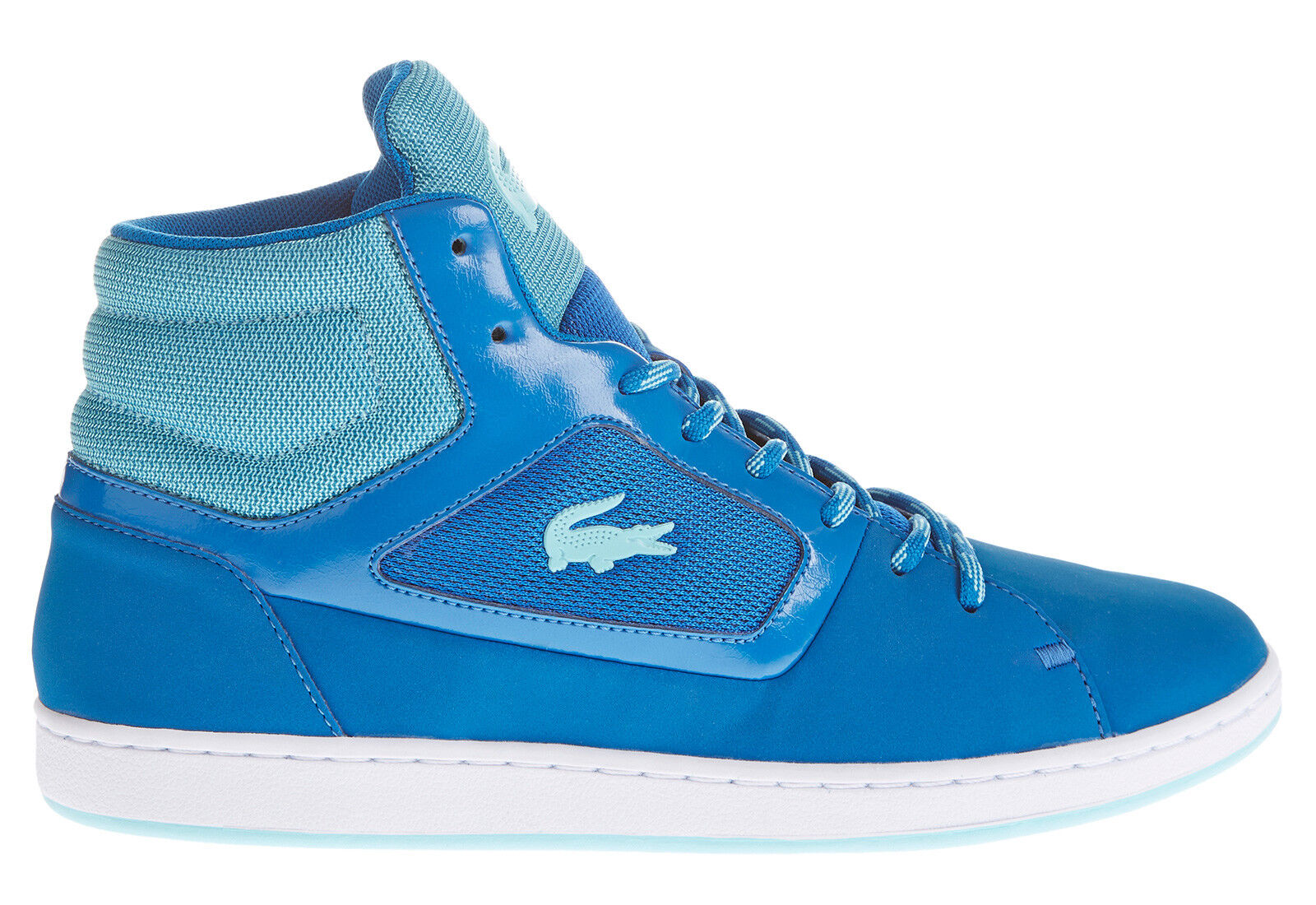 Lacoste Ladies Calexi Mid DCM bluee Sports Ankle Boots Trainers,