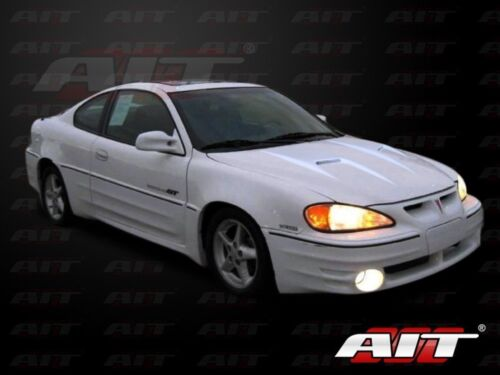 1999-2004 Pontiac GrandAM T3 style fiberglass hood body kits