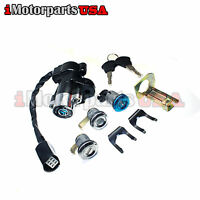 Jonway Yy250 Yy250t 250cc Scooter Ignition Key Switch Lock Set Assembly