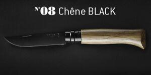 Couteau-Pliant-Opinel-n-8-Chene-Black-Opinel-Nouveau