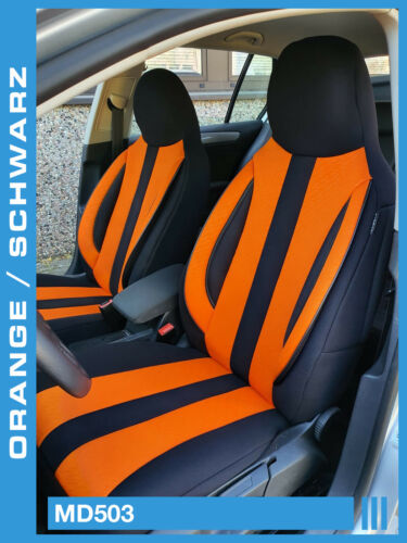 Maß Sitzbezüge Lada Vesta Limousine Fahrer /& Beifahrer ab 2015 FB:MD503