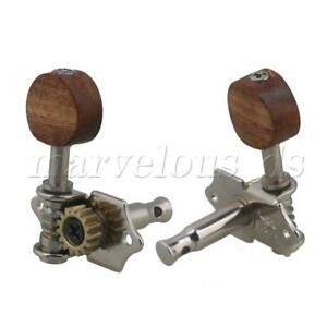 Zinc-Alloy-2R2L-Tuning-Pegs-Wooden-Machine-Head-Tuner-For-4-String-Ukulele
