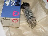 MULLARD PL509 Valve NOS Blackburn Made
