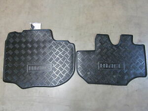 HIACE-FRONT-RUBBER-FLOOR-MATS-LWB-TOYOTA-GENUINE-PARTS