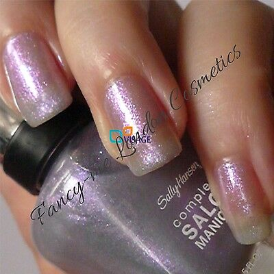 Sally Hansen Complete SALON Manicure Nail Polish ALLNEW COLOURS BUY 2 GET 1 FREE