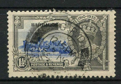 Barbados (until 1966) Popular Brand Barbados 1935 Sg#242 1.5d Silver Jubilee Used #a70874 Easy To Use British Colonies & Territories