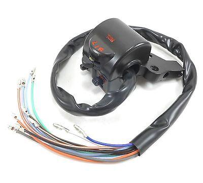 Honda Handlebar Switch Assembly Turn Signal Horn Light Handle Bar CB750 CB 750