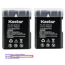 S2 2 X Batería Para Nikon EN-EL22-1010mAhNikon 1 Series J4