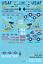 Wolfpak-Decals-72-119-Bolt-Lockheed-Douglas-Dynamics-Northrop-Falcon-Boeing miniatuur 3