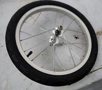 Kenda Front In Line Jogging Stroller Replacement Wheels Tires 16 x 1.75