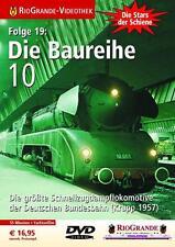 DVD Stars der Schiene 19 - Die Baureihe 10 - Die letzte DB-Dampfschnellzuglok