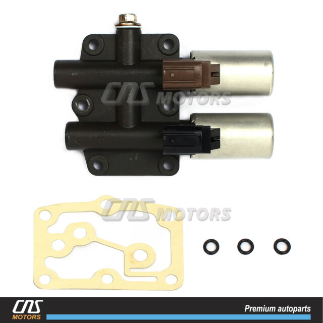Transmission Dual Linear Solenoid For 03-09 Acura MDX RDX
