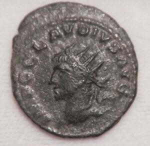 Ancient Roman Empire  268-270 AD Antoninianus of Claudius II, Gothicus S-3107