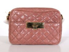 7184a7f458ab item 1 MICHAEL MICHAEL KORS SUSANNAH LOCK QUILTED Dusty Rose Leather Med Messenger  Bag -MICHAEL MICHAEL KORS SUSANNAH LOCK QUILTED Dusty Rose Leather Med ...