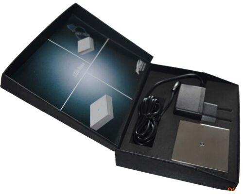 LED Lenser base dessous de verre 7900 Avec Bleu Lumière//Lampe dans boite cadeau sans balle