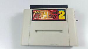 SNES-Super-Nintendo-Pro-Action-Replay-2-Modul-Adapter-Cheat-2J-Garantie