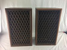 Vintage Pioneer Speakers CS-33A They Sound and Look Great!