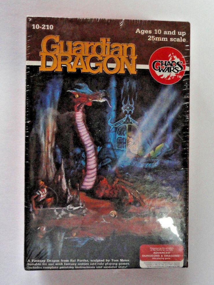 Ral Partha  Guardian Dragon Two-Headed  Box Set Sealed MIB