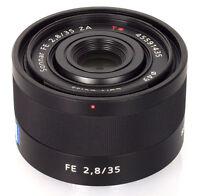 Sony Sonnar T FE 35mm f/2.8 ZA Full Frame Fixed Lens