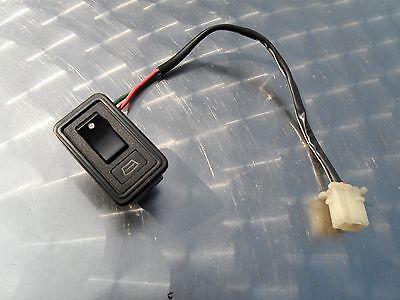 MERCEDES BENZ R107 450SL 500SL 560SL SLC REAR DEFOGGER DEFROST SWITCH