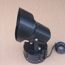 Lichtscape Canon Mains Par 38 E27 Garden Flood/Spot Light with Tilt and Swivel