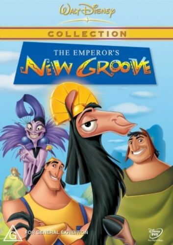 1 of 1 - The Emperor's New Groove (DVD, 2003)