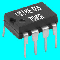 (100) Ne555 Lm555 555 - The Most Versatile Ic In The (known) Universe