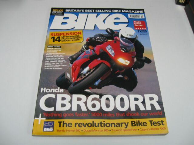 Bike Magazine UK Oct 2003